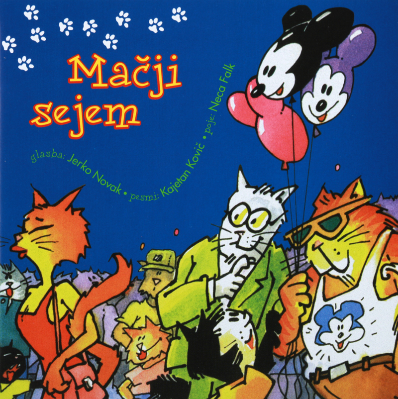 Mačjem mestu vsako leto priredijo sejem, ki ga obiščejo obuti in
